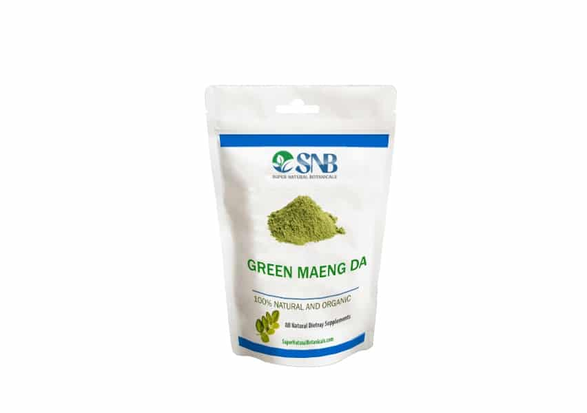 shop Green Maeng Da kratom powder