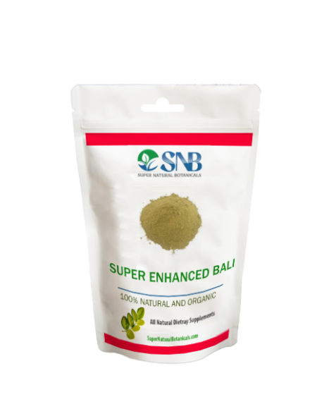 super enhanced bali kratom