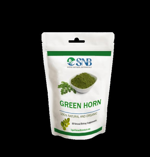 green horned kratom