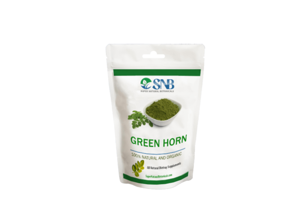 green horned kratom