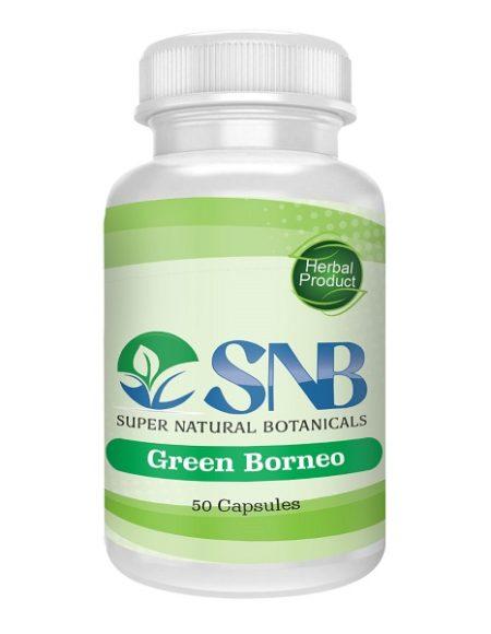Borneo Green Capsules Supernatural Botanicals