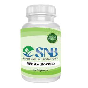 Borneo White Capsules Supernatural Botanicals