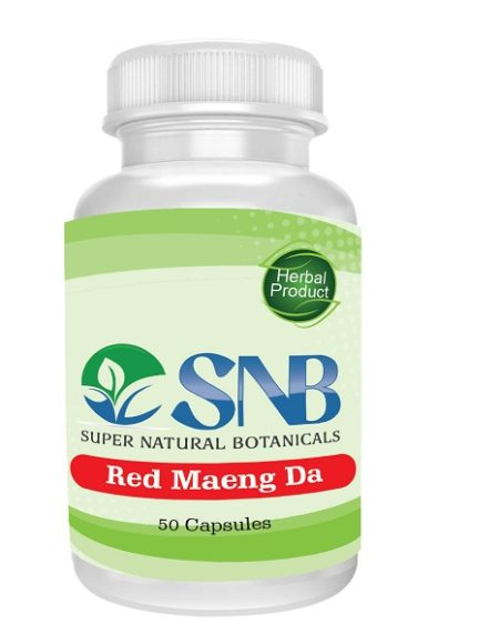 Maeng Da Red Capsules Supernatural Botanicals