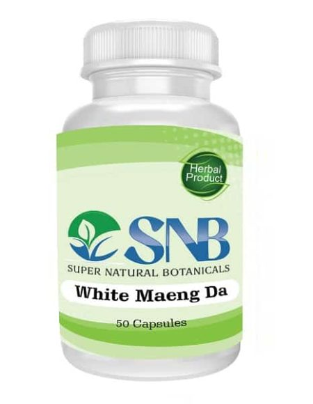 Buy White Maeng Da Capsules
