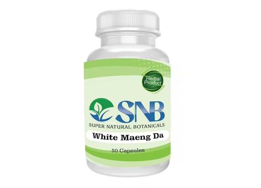 buy Maeng Da White Kratom Capsules