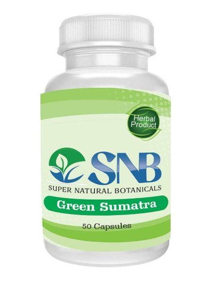 Sumatra Green Capsules Supernatural Botanicals