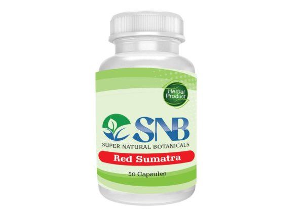Sumatra Red Capsules Supernatural Botanicals
