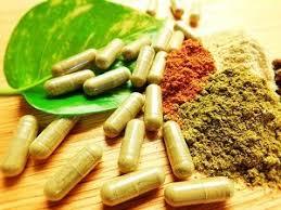 capsules or powder
