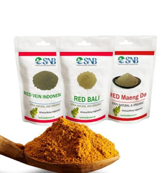 Red Kratom Pack