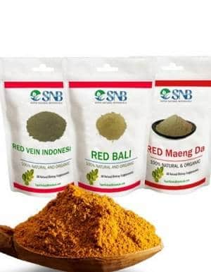 Red Vein Kratom Pack