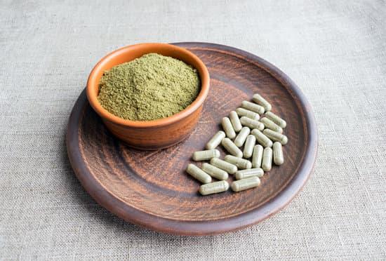 Pure kratom capsules