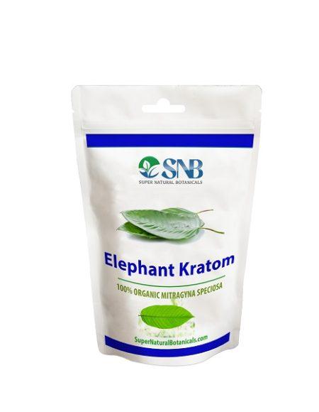 elephant Kratom