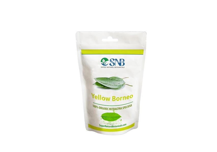 Borneo Yellow Kratom