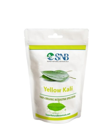 Yellow Kali Kratom