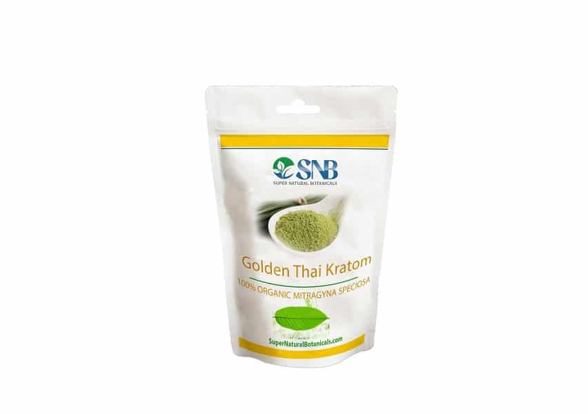 Golden Thai Kratom