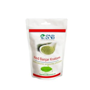 Red Banjar Kratom