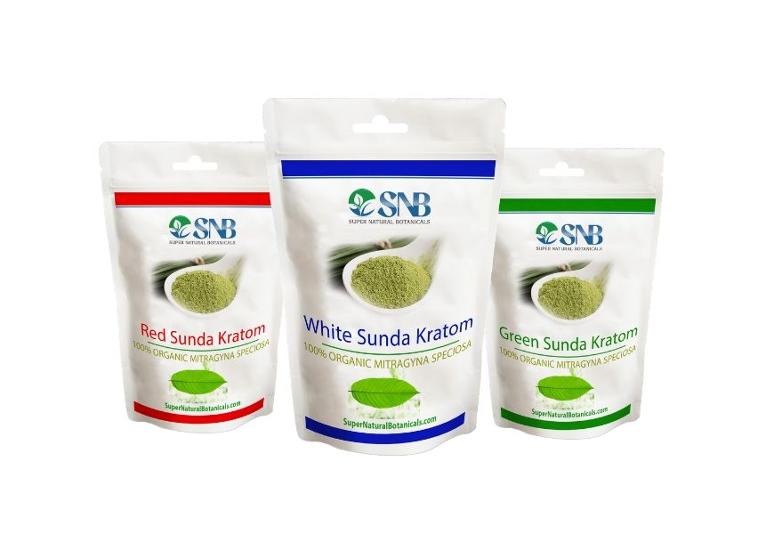 purchase Sunda Kratom Pack
