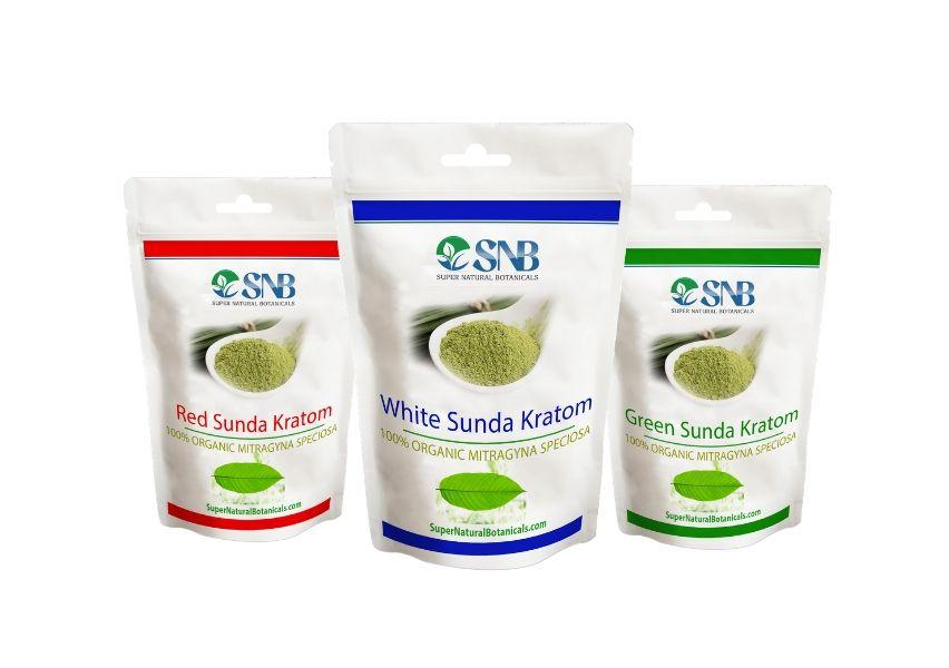 purchase Sunda Kratom Pack