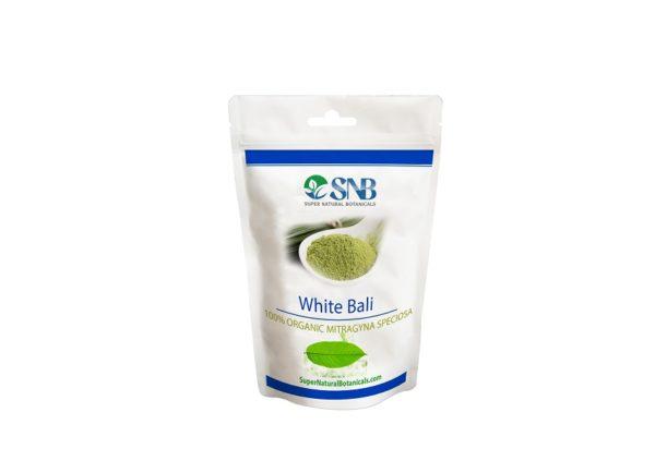 white bali kratom