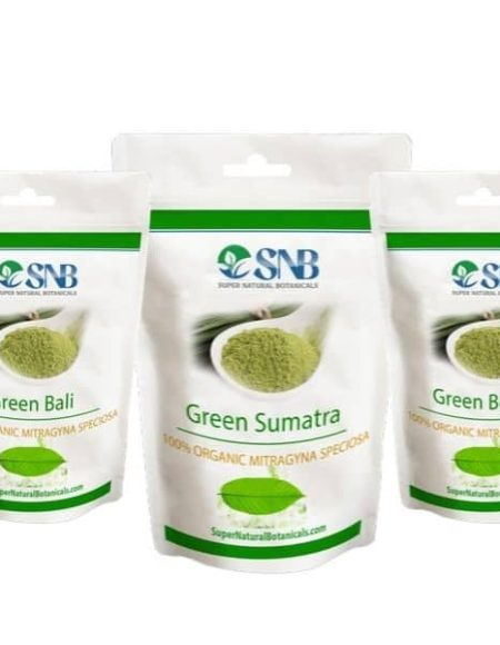 buy green vien kratom pack