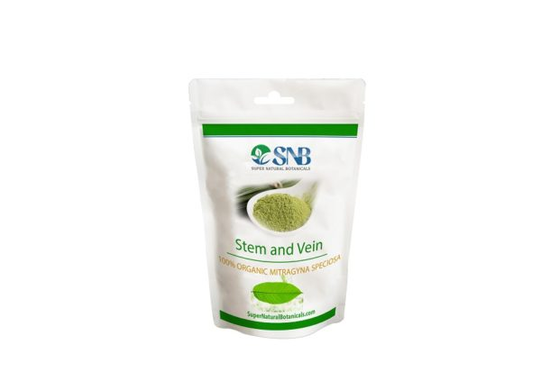 Buy Kratom Stem and Vein Powder