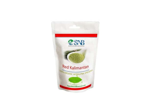Red Kali Kratom