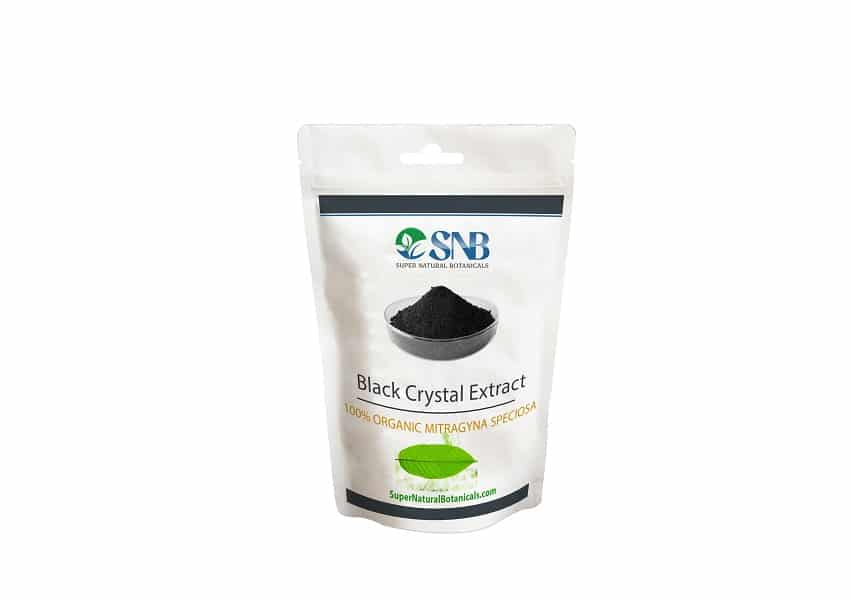 premium black crystal extracts