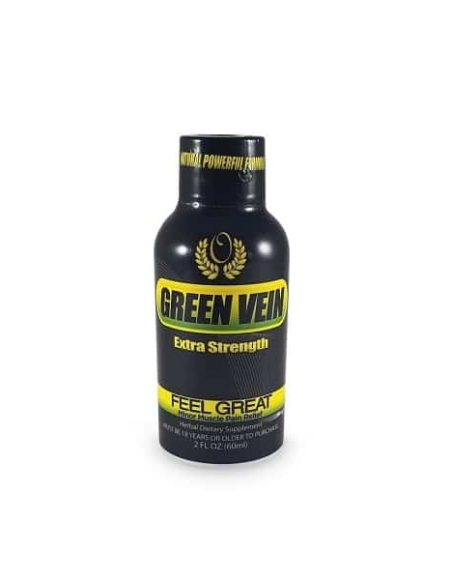 shop Green Vein kratom shot