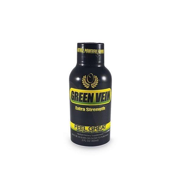 Green Vein kratom shot
