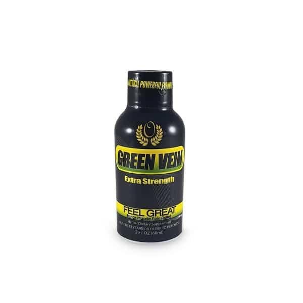 shop Green Vein kratom shot