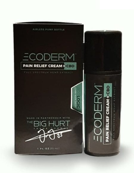 buy Ecoderm CBD cream for pain