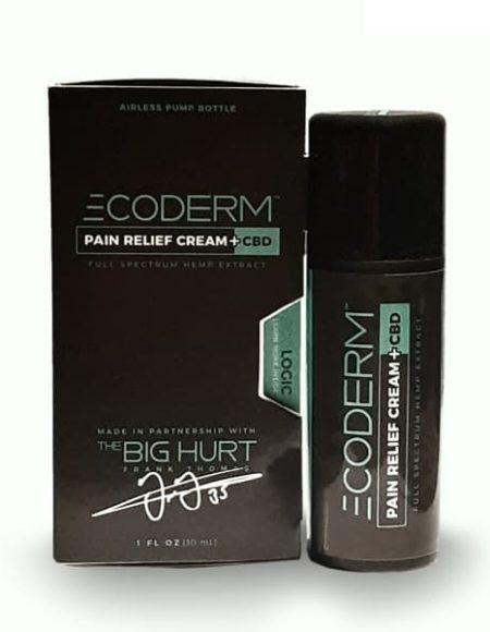 buy Ecoderm CBD cream for pain