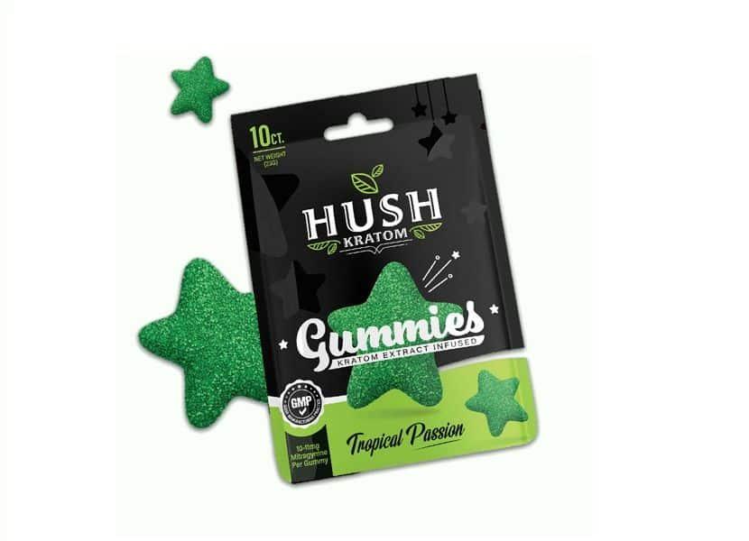Buy Hush Kratom Gummies Online