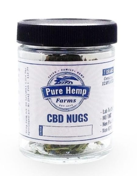 Pure Hemp Farms CBD Hemp Flower