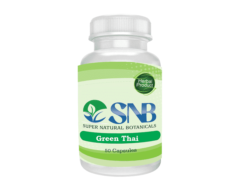 Purchase Thai Green Kratom Capsules Online