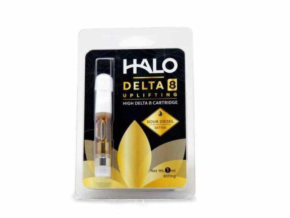 Sour Diesel Delta 8 THC 1ml
