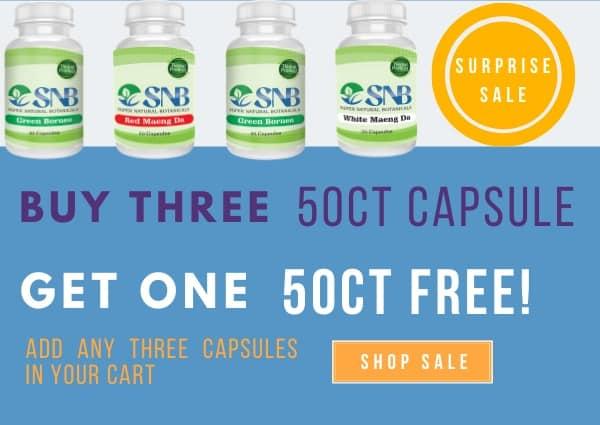 buy three get 1 free kratom capsules online