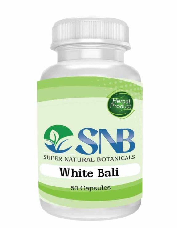 White Bali Capsules