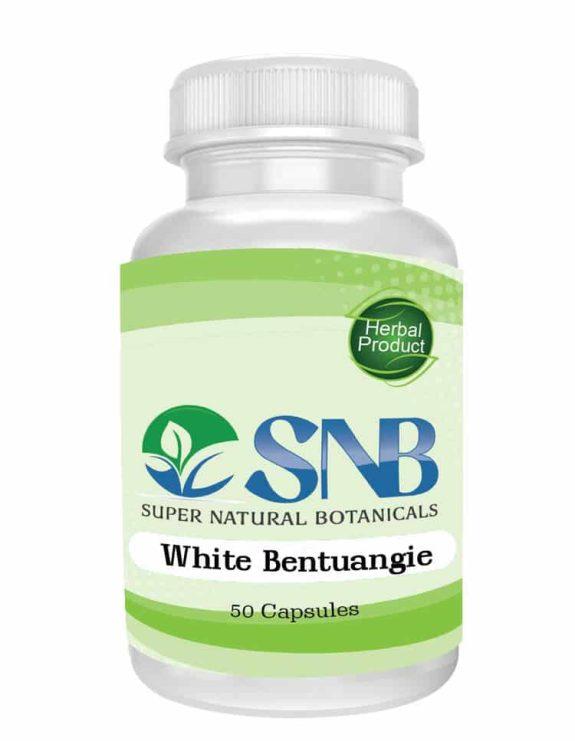 White Bentuangie Capsules