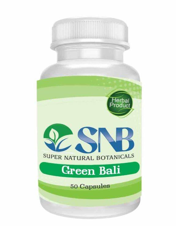 Green Bali Capsules