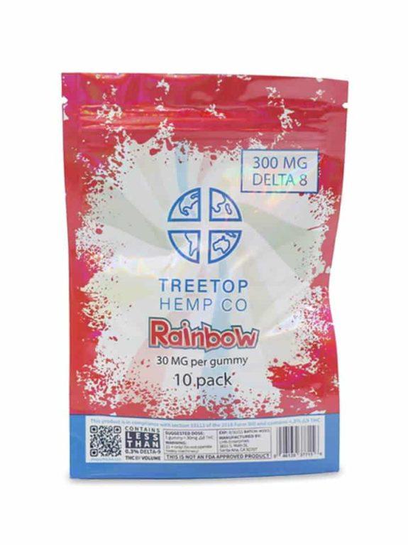 TreeTop Delta 8-THC Cartridge -1ml 700mg - Cherry Pie