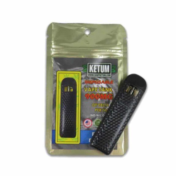 Delta 8-THC Disposable Vape Pen
