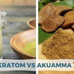 Kratom vs Akuamma