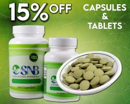 discount on speciosa capsules